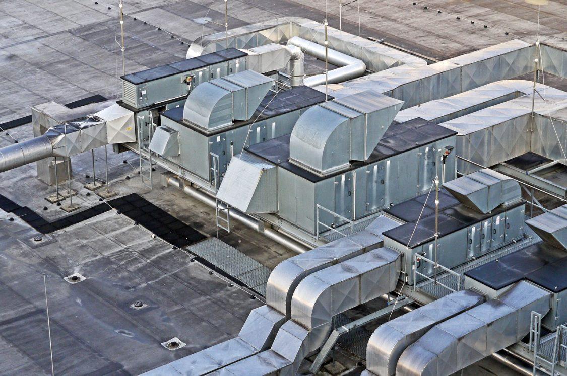 Progettazione, vendita e installazione di sistemi di gestione dell'aria a livello industriale